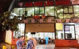 Hà Nội: Thông báo khẩn tìm người đến quán bia hơi Lộc Vừng