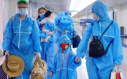 Hơn 300 du khách mắc kẹt ở Đà Nẵng đã bay về tới TPHCM