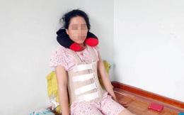 """Người vợ bị chồng bạo hành ở Quảng Bình: """"Cứ uống rượu về là anh ta lại chửi rồi đánh"""""""