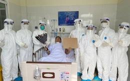 Đà Nẵng: Chữa khỏi cho bệnh nhân mắc Covid-19 nặng, nhiều bệnh nền