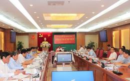 Ủy ban kiểm tra Trung ương kỷ luật cảnh cáo đối với 2 trung tướng