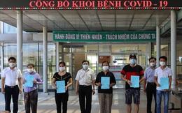 Thêm 30 bệnh nhân COVID-19 được xuất viện