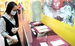 Trưng bày trên 150 tài liệu, hiện vật, hình ảnh quý giá về Cách mạng Tháng Tám và Quốc khánh 2/9