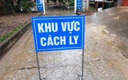 Hà Nam: Phong tỏa khu vực nơi bệnh nhân mắc Covid-19 sinh sống