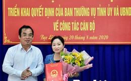 Điều động Chủ tịch Hội LHPN tỉnh Bạc Liêu làm Giám đốc Sở Văn hóa, Thông tin, Thể thao và Du lịch