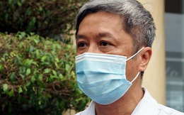 Thứ trưởng Bộ Y tế: Lòng tôi như xát muối khi phải công bố thông tin bệnh nhân tử vong do COVID-19