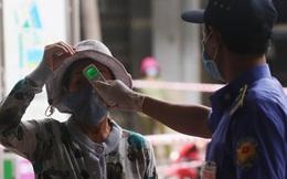 Lịch trình di chuyển của tiểu thương nhiễm Covid-19 liên quan đến các chợ ở Đà Nẵng