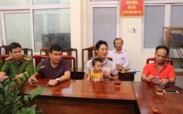Giao bé trai bị bắt cóc cho gia đình, Giám đốc Công an tỉnh Bắc Ninh cảm ơn người dân, cộng đồng mạng