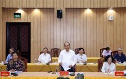 Bộ Chính trị làm việc với 11 đảng bộ trực thuộc Trung ương