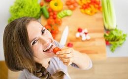 9 thói quen ăn uống giúp bạn trẻ đẹp hơn