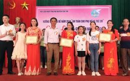 Bắc Giang: Thành lập 200 mô hình Địa chỉ tin cậy