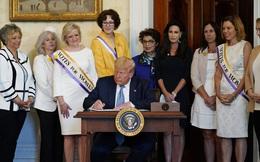 """100 năm phụ nữ Mỹ được quyền bầu cử: """"Thắng lợi tuyệt vời"""" của nữ quyền"""
