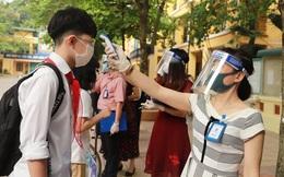Kiến thức phòng Covid-19 sẽ được dạy trong tiết học đầu tiên của năm học mới ở Hà Nội