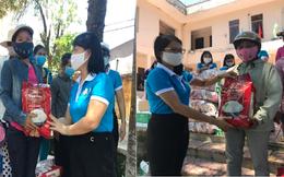 Quảng Ngãi: Trao 260 suất quà cho hội viên, phụ nữ gặp khó khăn do Covid-19