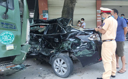 Gần 4.350 người tử vong vì tai nạn giao thông trong 8 tháng
