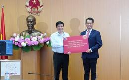 Vingroup trao tặng Bộ Y tế Phần mềm DrAid™