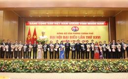 4 Ủy viên Ban chấp hành Đảng bộ Văn phòng Chính phủ là nữ