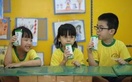 Chương trình Sữa học đường sẵn sàng các phương án ngày tựu trường năm học mới