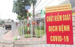 TP Hải Dương gia hạn cách ly y tế 14 ngày với phố Ngô Quyền