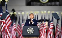 Tổng thống Trump chính thức tiếp nhận đề cử của đảng Cộng hòa