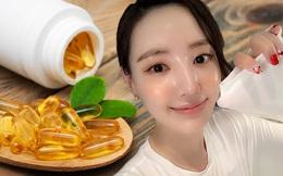 Những công dụng của vitamin E dưỡng da, mặt lúc nào cũng căng mọng