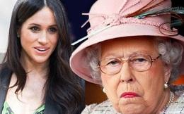 Chuyện Meghan bắt trợ lý Nữ hoàng phục tùng gây náo loạn cung điện, Harry bị bà nội dạy dỗ