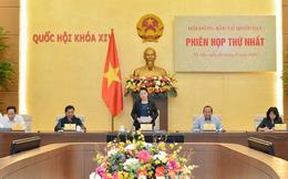 Phiên họp thứ nhất Hội đồng Bầu cử Quốc gia