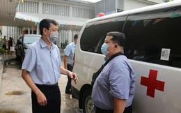 Đội phản ứng nhanh Bệnh viện Chợ Rẫy tiếp tục chi viện cho Đà Nẵng