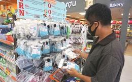 Hơn 12 triệu khẩu trang vải kháng khuẩn giá không đổi được tung ra thị trường