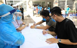 Bệnh nhân mắc COVID-19 tại bệnh viện Bệnh Nhiệt đới tỉnh Hải Dương được công bố khỏi bệnh