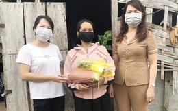 """Phụ nữ Đắk Lắk hỗ trợ phụ nữ nghèo chống đại dịch """"kép"""" Covid-19 và bạch hầu"""