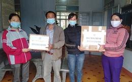 Kon Tum: Hội LHPN huyện Kon Plông tặng hơn 3.000 khẩu trang và dung dịch sát khuẩn phòng dịch