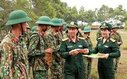 Phụ nữ LLVT Quân khu 7 góp phần thực hiện thắng lợi nhiệm vụ trong Đảng bộ