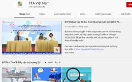 Địa chỉ tập huấn trực tuyến về EVFTA cho doanh nhân