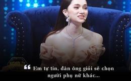 Hoa hậu Hương Giang lộ khoảnh khắc yếu đuối, sợ tan vỡ thêm lần nữa