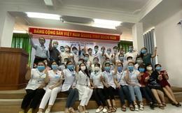 25 nhân viên y tế Bình Định lên đường hỗ trợ Đà Nẵng chống dịch Covid-19