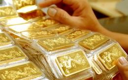 Giá vàng lên đến 62,2 triệu đồng/lượng, vàng thế giới tăng không ngừng