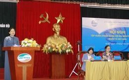 Tập trung chỉ đạo, đảm bảo tiến độ tổ chức Đại hội phụ nữ các cấp