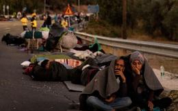Đức, Pháp sẽ tiếp nhận trẻ tị nạn vừa bị hỏa hoạn ở Hy Lạp