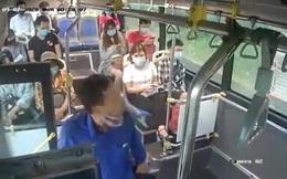 Hà Nội: Xác định được người đàn ông nhổ nước bọt vào nữ phụ xe buýt khi bị nhắc đeo khẩu trang