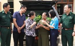 """Kiểm tra thực hiện Chương trình """"Đồng hành cùng phụ nữ biên cương"""" tại Sơn La"""