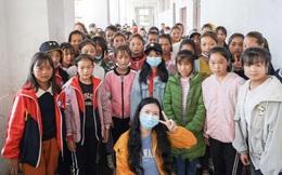 """Nữ sinh Trung Quốc không muốn nhu cầu của trẻ em gái bị """"ngó lơ"""""""