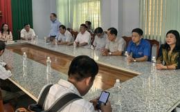 Hội LHPN tỉnh An Giang thăm và tặng quà cho gia đình 5 cháu bị đuối nước