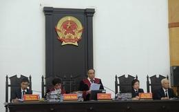 Tuyên án 29 bị cáo trong vụ án Đồng Tâm