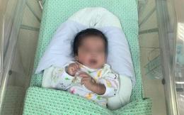 Thai nhi 31 tuần bị phá được cứu sống đã chuyển về trung tâm bảo trợ nuôi dưỡng