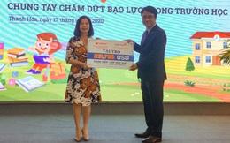 Vì môi trường an toàn và yêu thương trong trường học cho trẻ em Việt Nam
