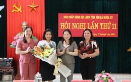 Hội LHPN tỉnh Yên Bái có tân Phó Chủ tịch