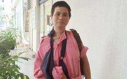Xót xa người phụ nữ nghèo không đủ tiền phẫu thuật sau tai nạn giao thông