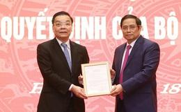 Phân công Bộ trưởng Bộ Khoa học và Công nghệ Chu Ngọc Anh làm Phó Bí thư Thành ủy Hà Nội