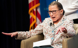 Nữ thẩm phán biểu tượng cho công lý Mỹ qua đời ở tuổi 87